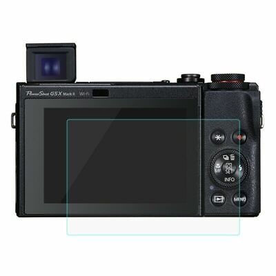 Anti Rayado Canon PowerShot G9 X Mark II Scratch Protector Pantalla Película