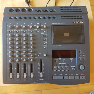 Tascam portastudio 424 MKII in superb condition!