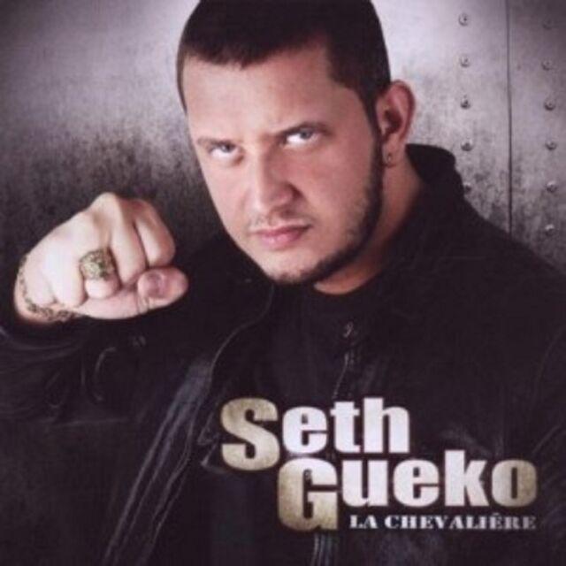 SETH GUEKO - LA CHEVALIERE  CD  16 TRACKS HIP HOP/RAP /INTERNATIONAL POP  NEU