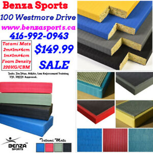 Tatami Mats For Sale Only @ Benza Sports