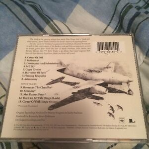 Blue Oyster Cult - Secret Treaties CD Kingston Kingston Area image 2