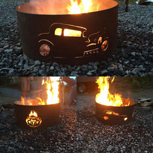 Metal Firepits ( Great gift idea)