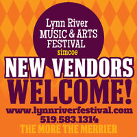Lynn River Music & Arts Festival - NEW VENDORS WANTED