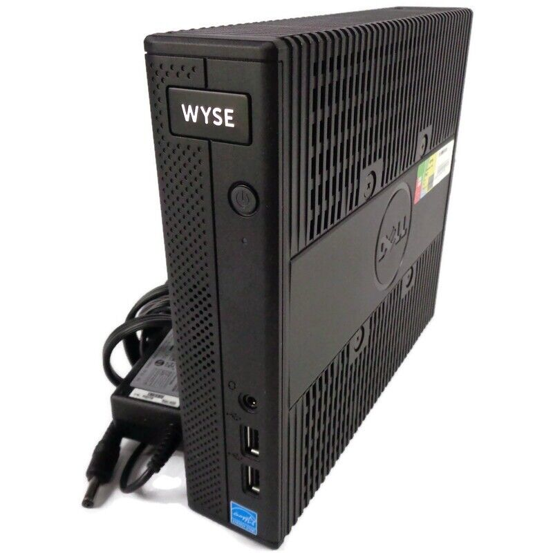 WYSE 7020 Thin Client Quad Core GX-420CA 2.0GHz - 4GB - 128GB SSD w/ Adapter