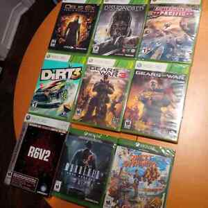 New and Sealed XBox 360/XBox One Games For Sale! Kitchener / Waterloo Kitchener Area image 2