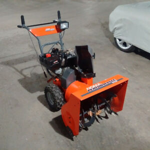"""Noma 24"""" Gas Snow Blower For Sale - $595.00 (no tax)"""