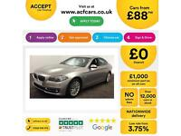 BMW 520d se Manual Diesel 2014 Leather 2.0 FROM £88 PER WEEK!