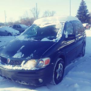 2004 Pontiac Montana $1995 Certifed