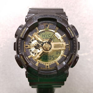 G-Shock Brown & Gold Watch