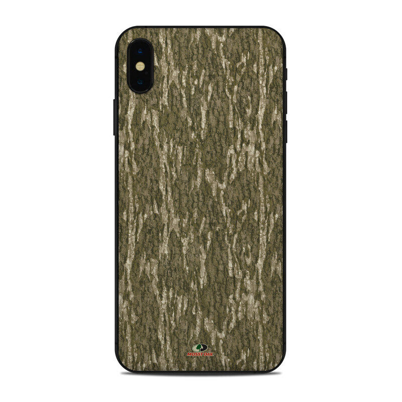 iPhone XS Max Skin - New Bottomland by Mossy Oak - Sticker Decal