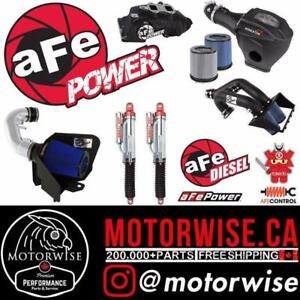 aFe Power Performance Products | Shop & Order Online at www.motorwise.ca | Free Fast Shipping Canada Wide