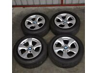"16"" BMW Style 306 Alloy Wheels"