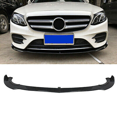 Frontschürze Vorderlippe Spoiler für Mercedes E-Klasse W213 E43 Lippendeckel ABS