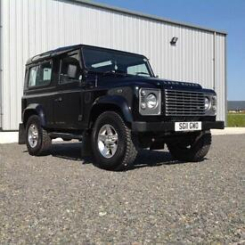 Land Rover 90 Defender 2.4TDi XS