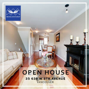 OPEN HOUSE @35 638 W 6th Ave, SUNDAY | SEP 30 | 1-4 PM