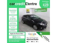 BLACK FORD FOCUS 1.0 ZETEC ***FROM £121 PER MONTH***