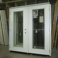Garden Doors in Frame, Outswing - NEW