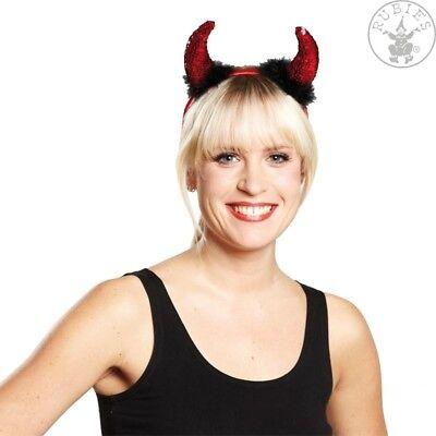 Teufel Hörner Teufelshörner Satans Braut Haarreif