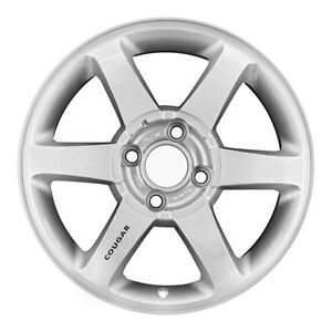 Ford Aluminum Mags 16x6.5 ET4.25/47mm