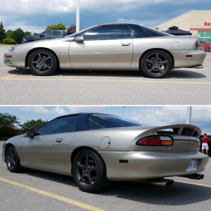 1998-2002 F Body Camaro SS/Z28 hood, spoiler, wheels, parts