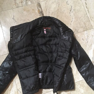 NWOT women's black Powder Room snow jacket, Oakville / Halton Region Toronto (GTA) image 3