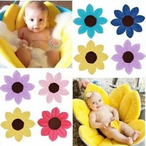 Blooming Flower baby bath mat
