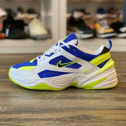 Nike m2k tekno gr.43 blanc bleu av4789 105 chaussures hommes retro de sport