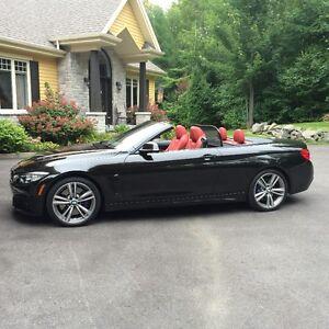 2014 BMW 4-Series M Package Cabriolet
