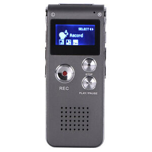 Digital Audio Voice Pen Recorder Flash Drive Recording Dictaphone Black HOTSALES