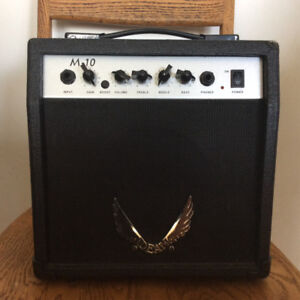 DEAN MEAN 10 GUITAR AMPLIFIER AMP