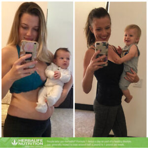 Lose the baby weight this fall
