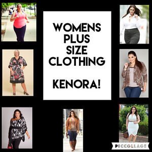 Women's Plus Size Clothing!