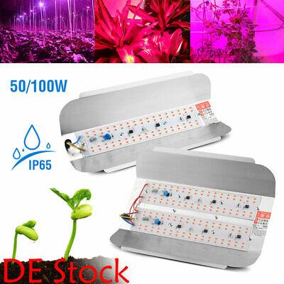 Vollspektrum LED Grow Light Hydroponic Veg Flower Pflanzen Lampe Wachsen Licht