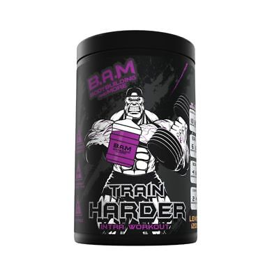 Train HARDER - B.A.M - 1200 g Dose - Intra-Workout