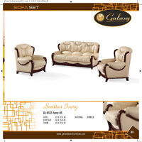 3 PCS SOFA SET ON SPECIAL ONLY FOR  **