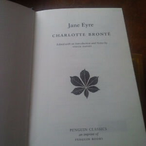 Two Books: Pride and Prejudice and Jane Eyre Kitchener / Waterloo Kitchener Area image 2