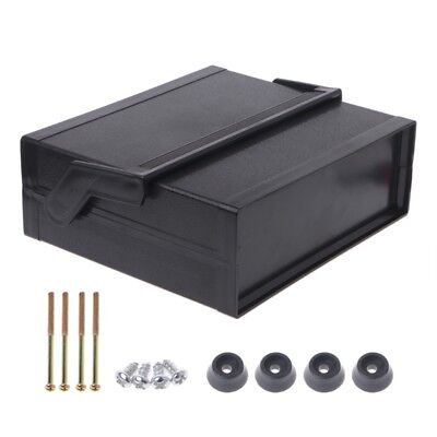 Waterproof Plastic Electronic Enclosure Project Box Black 200x175x70mm](waterproof electronics project box)