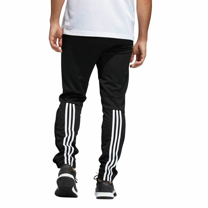 ADIDAS TAPERED TRAINING/BASKETBALL SNAP PANTS - Men's XL  NW