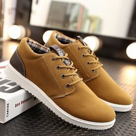 Mens Casual Shoes Sneakers Shoelaces