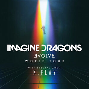 TICKETS TO IMAGINE DRAGONS CONCERT
