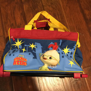 Chicken Little Travel Bag With Wheels