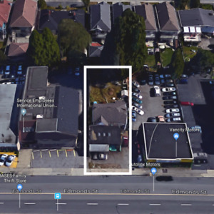 Burnaby business location for sale