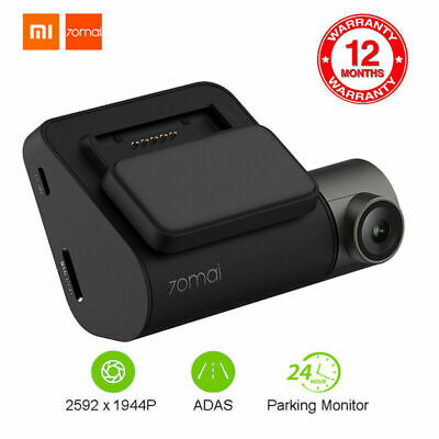 70mai#Xiaomi Dash Cam Pro 1944P Smart Car DVR Camera 140° Driving Recorder Hot