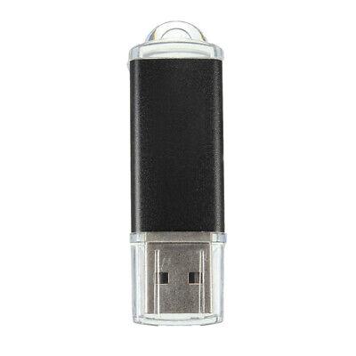 4 Gb Metall-usb (4GB Metall USB 2.0 Flash U-Disk Schwarz K4N5)