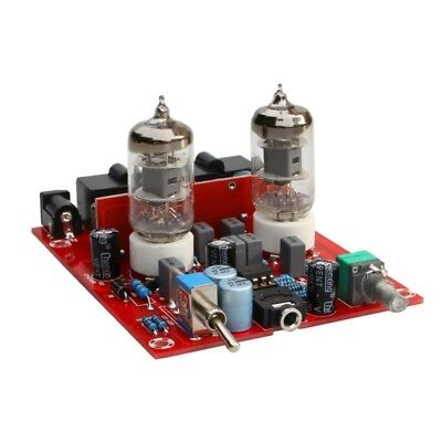 Amplifiers Audio Board Amplificador DIY Kits Pre-amplifier tube Amp Separe Part segunda mano  Embacar hacia Mexico