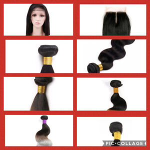 Sales 100% Human Hair 8a quality virgin & 7a Colours