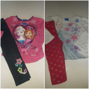 Frozen 2T Outfits