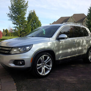 Bargain of the Century! VW Tiguan R Line 4 Motion