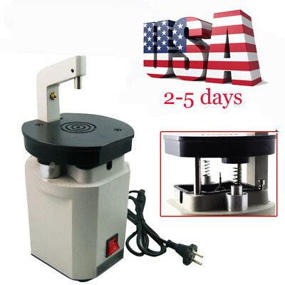 Dental Lab Laser Drill Machine Pin System Driller Dentist Equipment High Speed