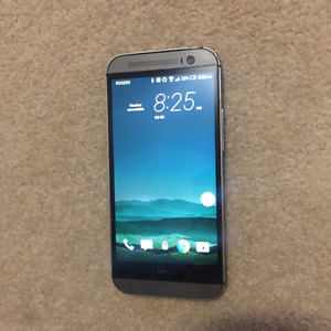 "HTC M8 ""unlocked"" 32GB Android OS"